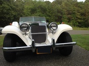 1936 Mercedes-benz Mercedes-Benz Other coupe-roadster 2-door.